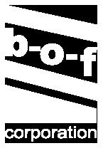 B-O-F Corporation Logo