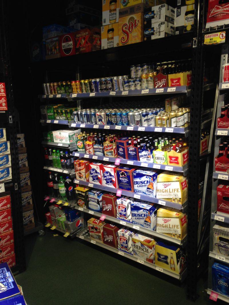 NylaTrack Beer Cave